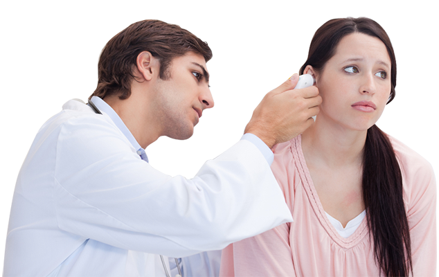 Consult ENT Specialist for Glue Ear Treatment